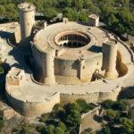 Замок Бельвер, Испания