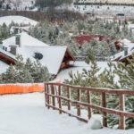 Горнолыжный курорт Свияжские холмы