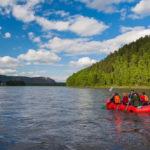Сплавы по уральским рекам