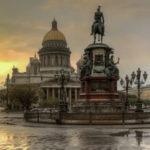 Дворцовые комплексы Санкт-Петербурга