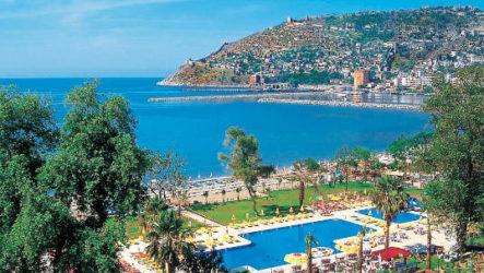 Курортный город Алания, Турция