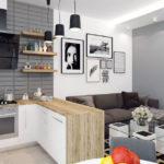 Как правильно обустроить маленькую квартиру