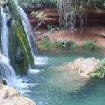 Fuentes de Algar — горные водопады на побережье Коста Бланка