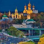 Древний город Ярославль