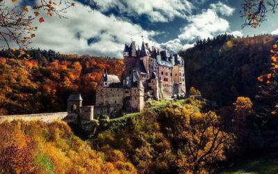 Замок Эльц, Германия