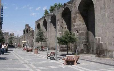 Кайсери – древний город Турции