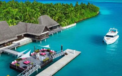 Горячий отдых на Мальдивах
