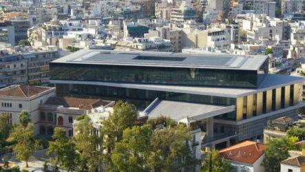 Новый музей Акрополя, Греция