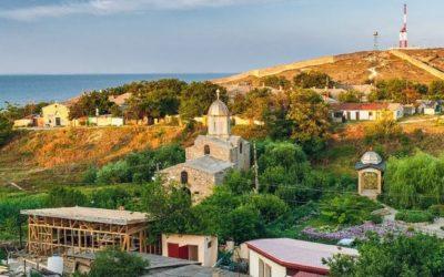 Отдых в Феодосии, Крым