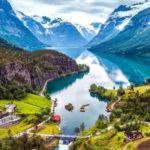 Лучшие достопримечательности Норвегии