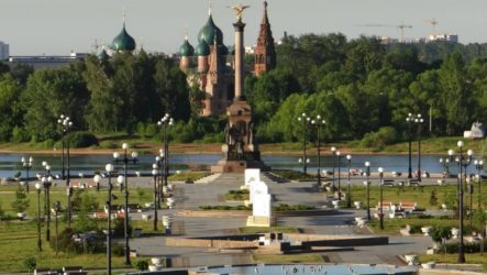 Что можно посмотреть в городе Ярославле?