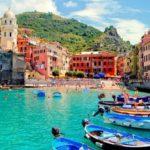 На отдыхе в Италии