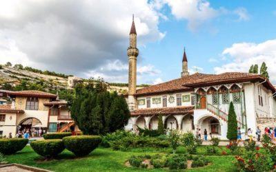 Основные достопримечательности Крыма