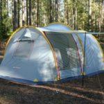 Чем отличаются туристические палатки?